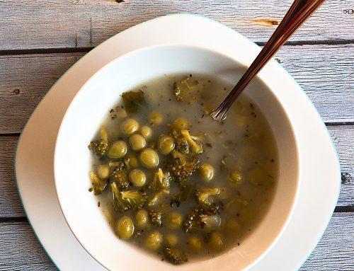 Brokoli Çorbası