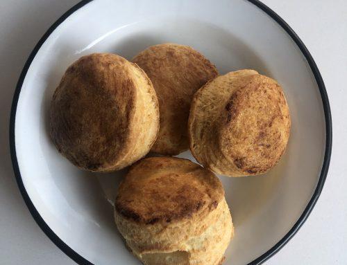 Tuzlu Tereyağlı Ekmek